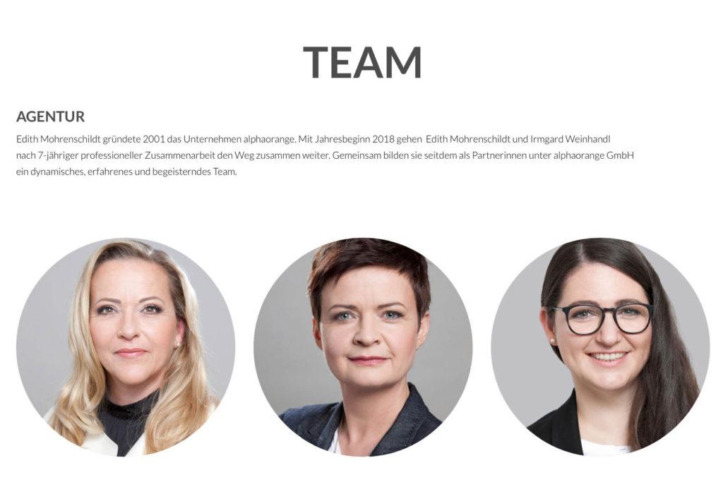 Corporate - Alphaorange Team ©lisalux