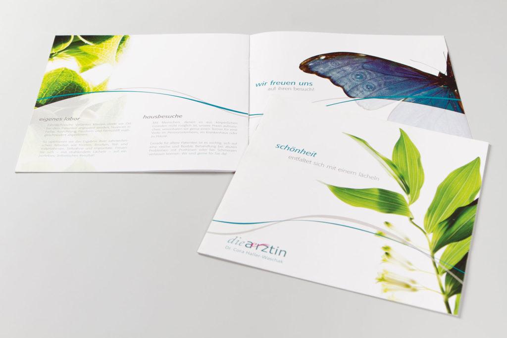 Corporate - Folder Die Aerztin ©lisalux