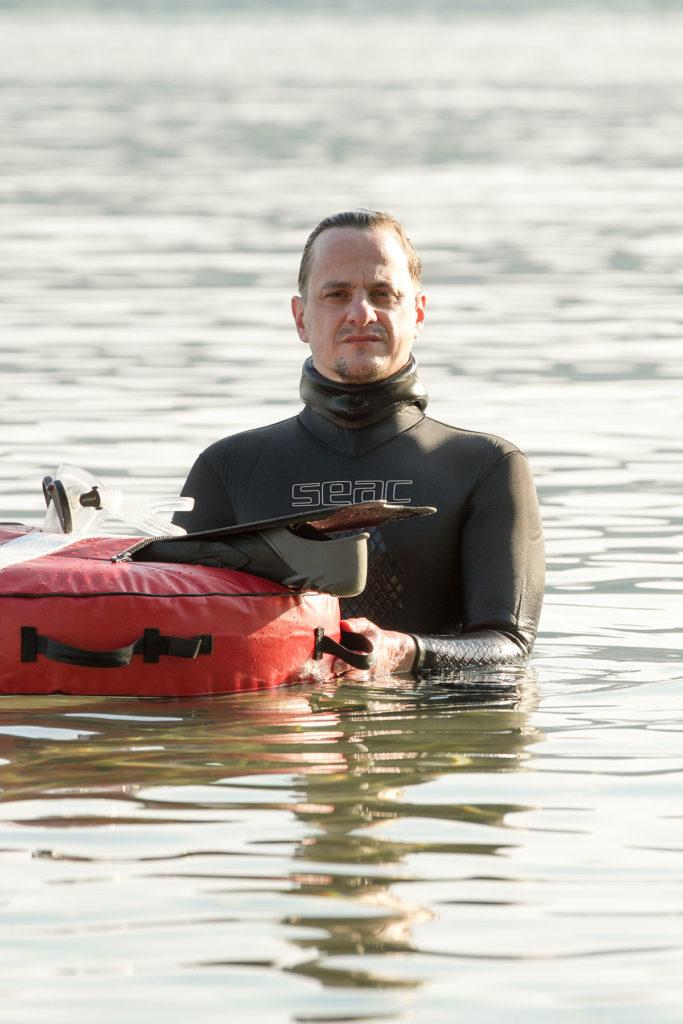 Guntram Kelz ©lisaluxCorporate - Freediving Portrait ©lisalux
