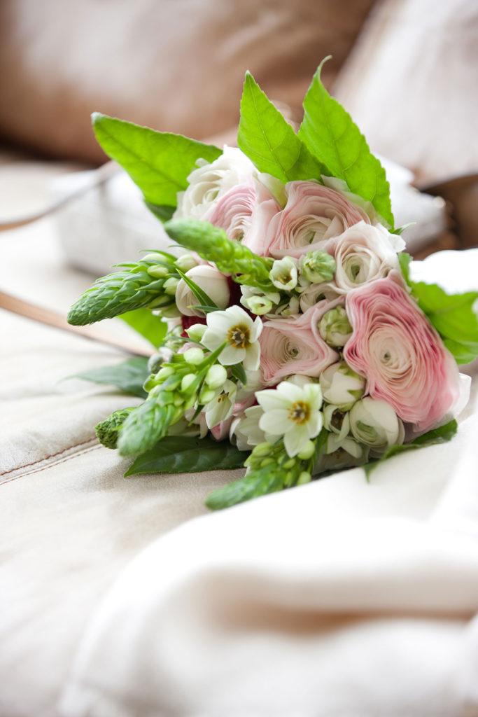 Hochzeit- Brautstrauß ©lisalux