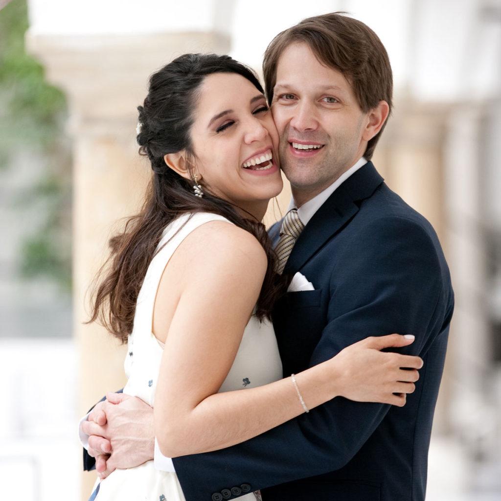 Hochzeit - Brautpaar ©lisalux