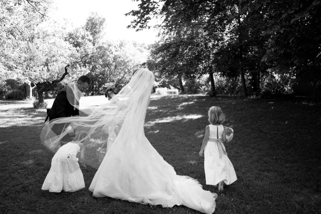 Hochzeit - Garten ©lisalux