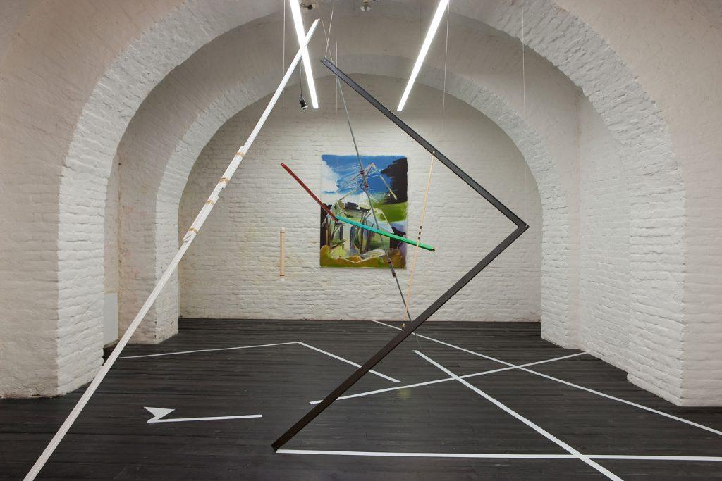 Kunst - Galerie Bäckerstrasse E. Wedenig ©lisalux